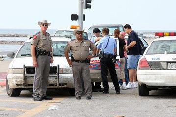 Policja w Teksasie (zdj. ilustracyjne)