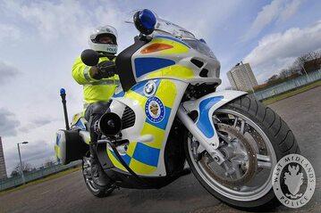 Policja z West Midlands