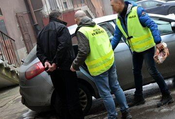 Policja zatrzymała 65-latka