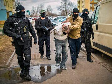 Policja zatrzymała sprawcę przestępstwa
