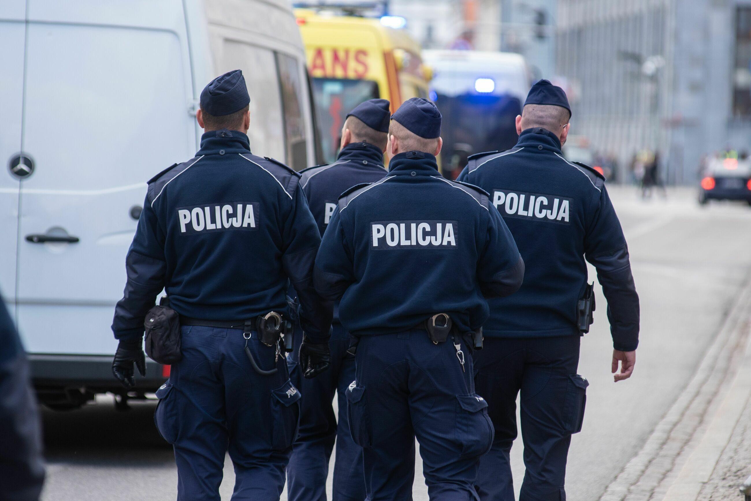Policja, zdjęcie ilustracyjne