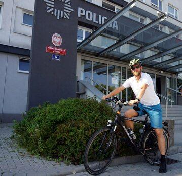 Policjant z Rybnika zatrzymał Porsche