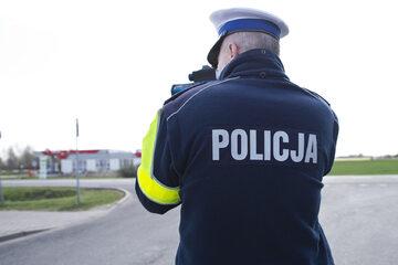 Policjant, zdjęcie ilustracyjne