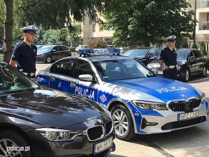 Policyjna grupa Speed