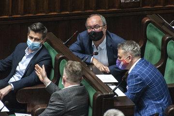 Politycy Lewicy w Sejmie