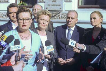 Politycy opozycji