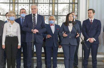 Politycy Porozumienia w Sejmie