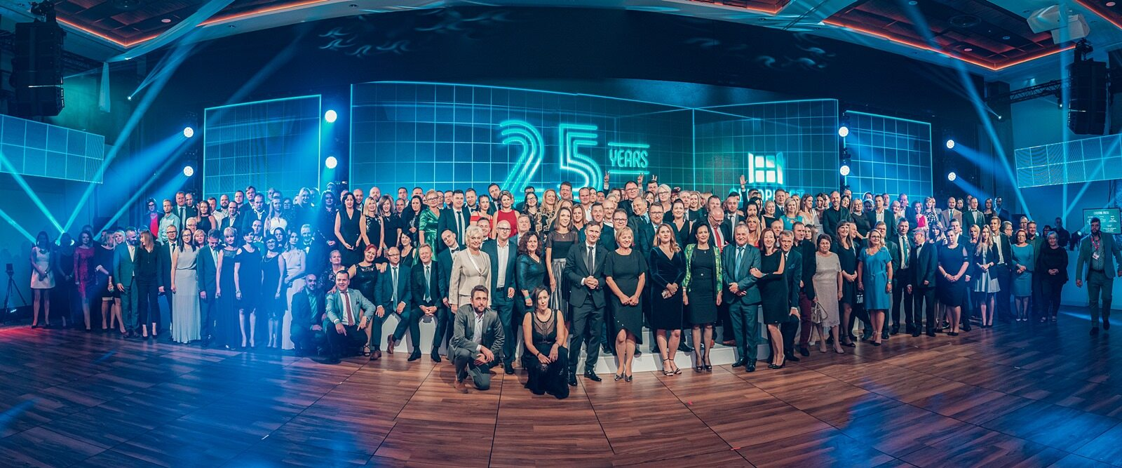 Polska Grupa na 25leciu OKNOPLAST