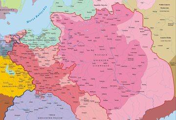Polska i Litwa w latach panowania Władysława Jagiełły