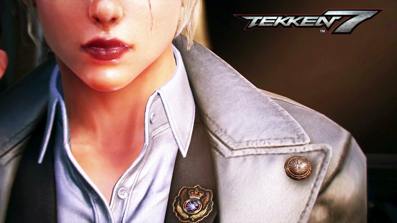Polska pani premier w Tekkenie 7. Podobna do Ciri?