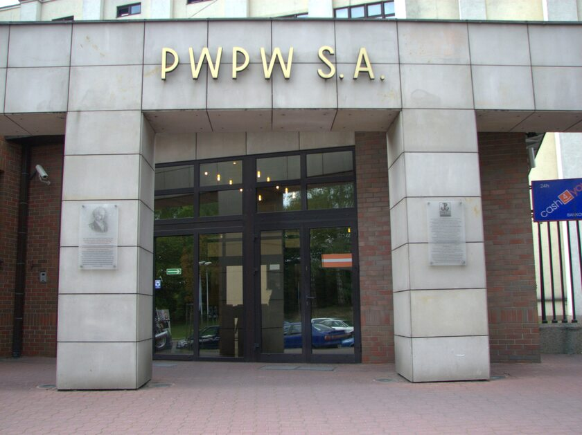 Polska Wytwórnia Papierów Wartościowych