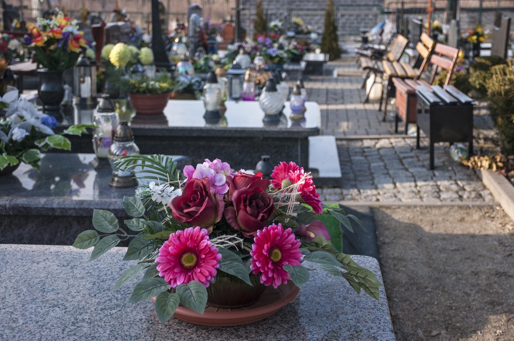 Polski cmentarz