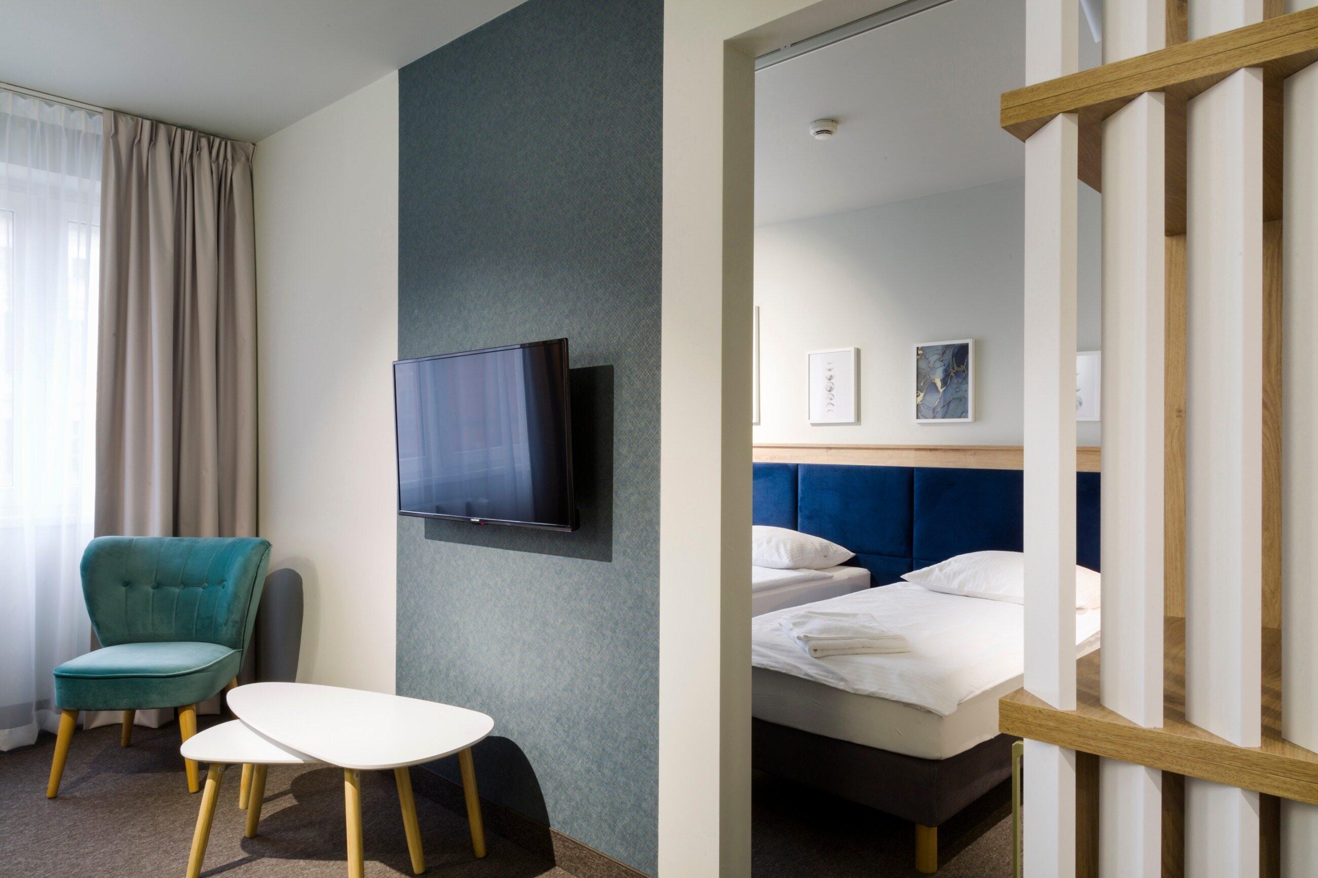 Polski Holding Hotelowy zakończył remont trzygwiazdkowego Hotelu Kopernik w Toruniu