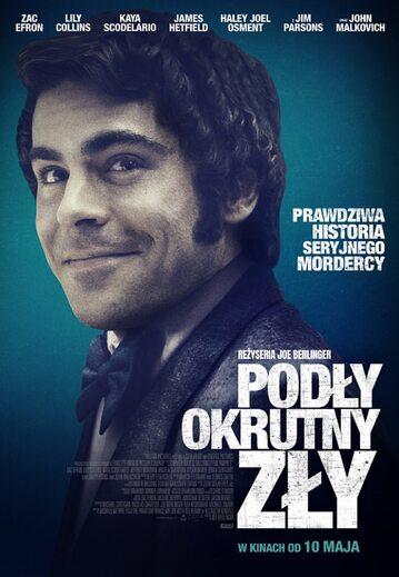"""Polski plakat do filmu """"Podły, okrutny, zły"""""""