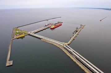 Polskie ambicje naftowe. Nad Bałtykiem
