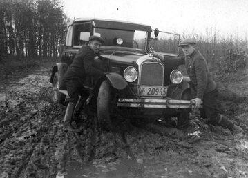 Polskie drogi przed II wojną światową