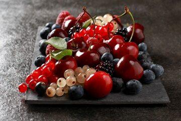 Polskie owoce sezonowe, zdjęcie ilustracyjne