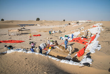 Polskie wykopaliska w Saruq el Hadid