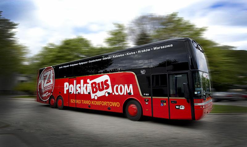 Polsku Bus