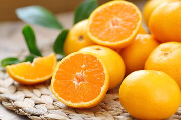 Pomarańcze, zdjęcie ilustracyjne