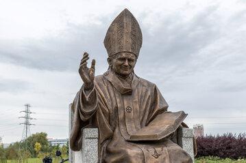 Pomnik Jana Pawła II w Rzeszowie