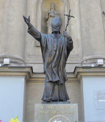 Pomnik Jana Pawła II w Warszawie