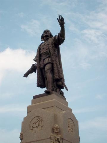 Pomnik Krzysztofa Kolumba w Chicago
