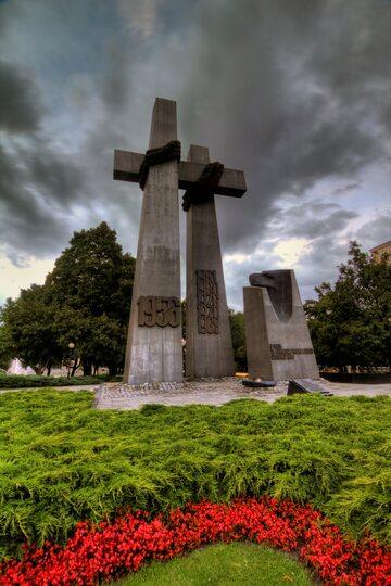 Pomnik poznańskiego czerwca '56