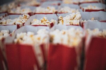 Popcorn, zdjęcie ilustracyjne