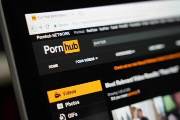 Pornhub, zdj. ilustracyjne