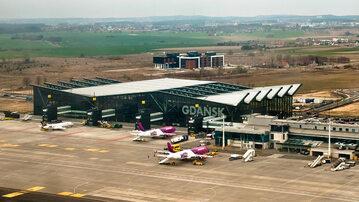 Port lotniczy Gdańsk im. Lecha Wałęsy, Terminal 2