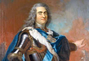 Portret Augusta II Mocnego