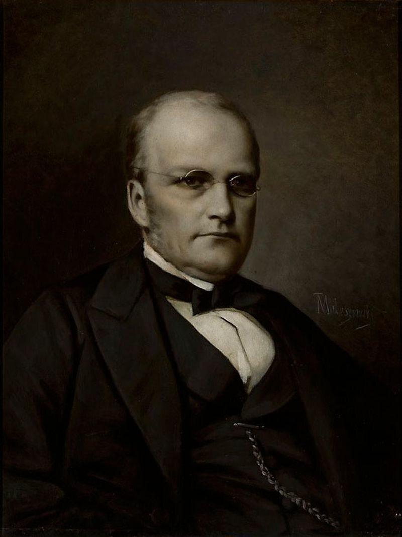 Portret Stanisława Moniuszki