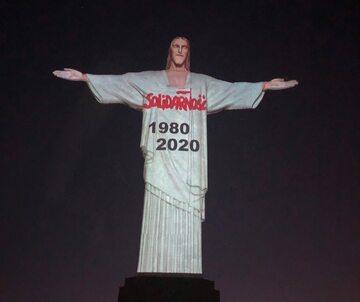 Posąg Chrystusa Zbawiciela w Rio