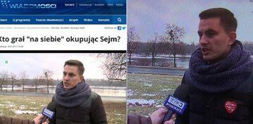 """Poseł Arkadiusz Myrcha w """"Wiadomościach"""" TVP"""