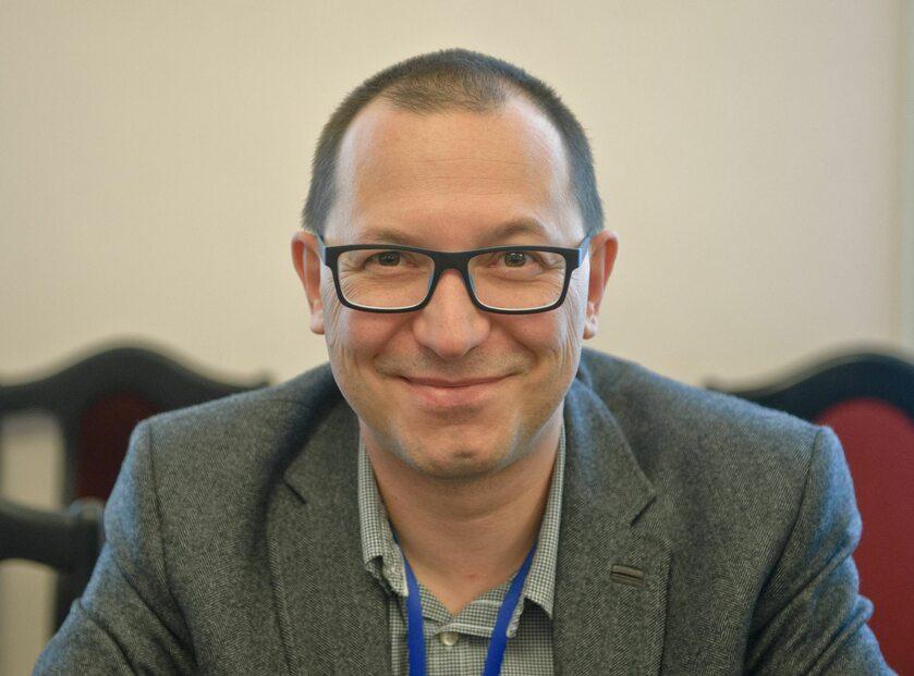 Poseł Kukiz'15 Paweł Skutecki