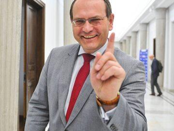 Poseł PSL Eugeniusz Kłopotek