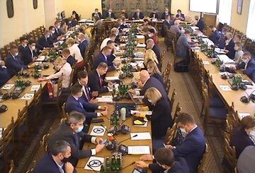 Posiedzenie komisji finansów i samorządu terytorialnego