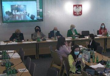 Posiedzenie łączonych komisji: gospodarki i środowiska