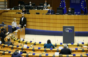 Posiedzenie PE, zdj. ilustracyjne