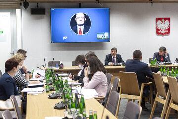 Posiedzenie sejmowej komisji ds. kontroli państwowej, zdj. ilustracyjne