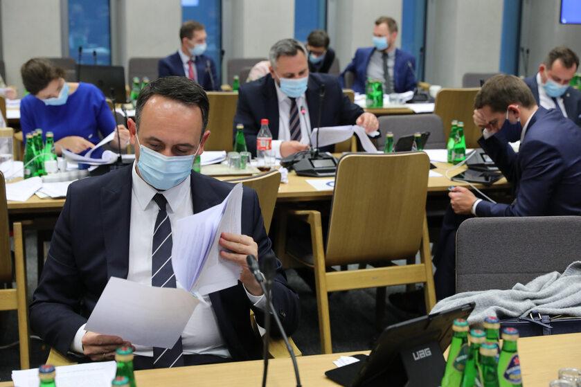 Posiedzenie sejmowej Komisji Zdrowia