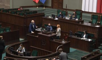 Posiedzenie Sejmu 17 marca