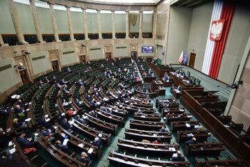Posiedzenie Sejmu 19 listopada