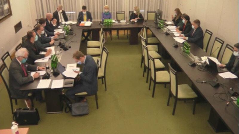 Posiedzenie senackiej Komisji Zdrowia