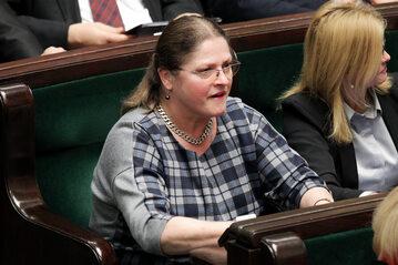 Posłanka Krystyna Pawłowicz