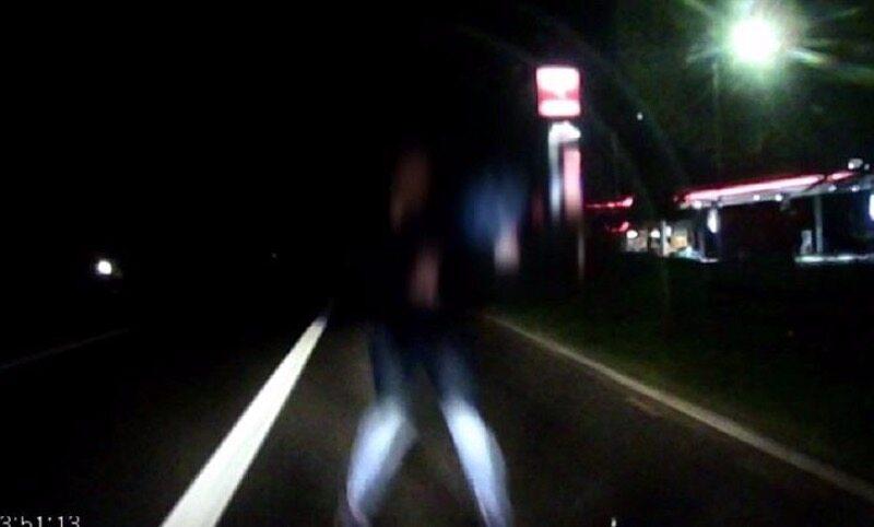 Potrącony przez samochód przechodzień