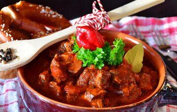 Potrawa arabska, zdjęcie ilustracyjne