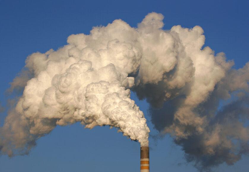 Powietrze, zanieczyszczenie, smog