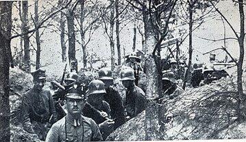 Powstańcy wielkopolscy w 1919 roku
